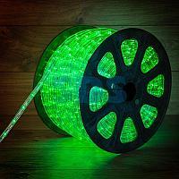 Дюралайт LED ,  постоянное свечение (2W) - зеленый,  36 LED/м,  бухта 100м,  Neon-Night
