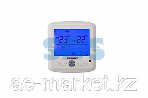 Терморегулятор с дисплеем и автоматическим программированием REXANT,  R860XT