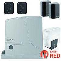 Автоматика для откатных ворот Nice ROX600 KCE