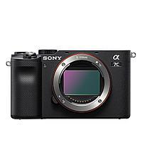 Фотоаппарат Sony Alpha A7C Body (Black)