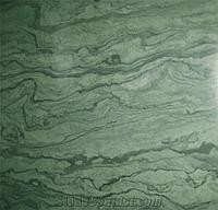 Мрамор Green Wood зеленый
