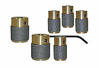 Головка шлифовальная Brilliant Bit 25 мм., стандартная