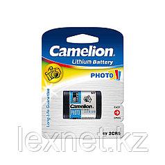 Батарейка CAMELION Lithium 2CR5-BP1