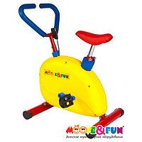 "Тренажер детский механический Moove&Fun ""Велотренажер"" (TFK-02/SH-002W) SH-002W"