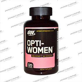 Витаминно-минеральный комплекс Opti Women 120 таб / Optimum Nutrition USA