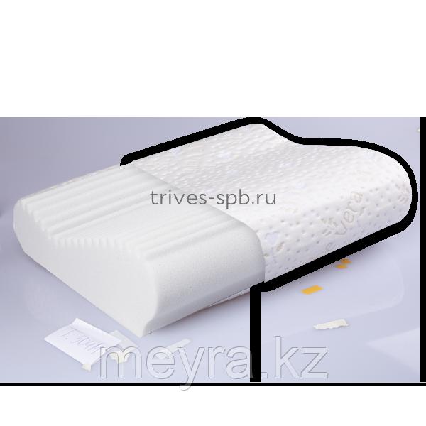 Ортопедическая подушка с ребристой поверхностью, TRIVES (Россия)