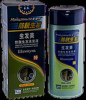 """Шампунь """"Мэйцзяньли"""" против выпадения волос и для рождения волос, 408 мл."""
