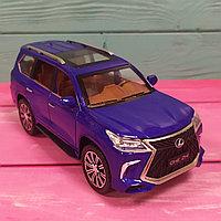 Модель машины, металлическая, Lexus LX 570