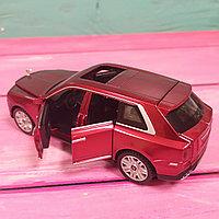 Модель машины, металлическая, Rolls Royce