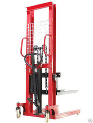 Штабелер ручной гидравлический  2т 1,6м PMS2000-1600