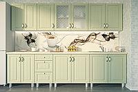 Комплект мебели для кухни Прованс 2600, Фисташковый, СВ Мебель(Россия)