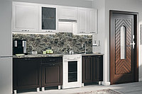 Шкаф кухонный 600, 2Д как часть комплекта Грейвуд, Береза Карельская, СВ Мебель (Россия)