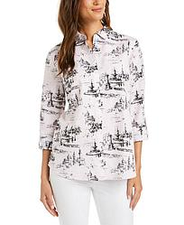 Charter Club Женская рубашка