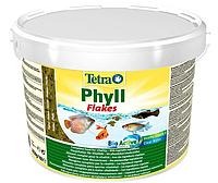 Корм для травоядных рыб в хлопьях Tetra Phyll Flakes