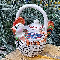 Керамические заварочные чайники в ассортименте