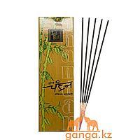 Благовония Сандал (Chandan ZED BLACK), 20 грамм