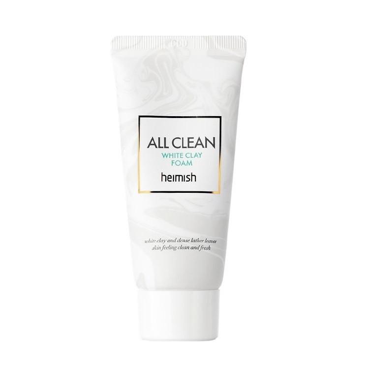 Heimish Глиняная Пенка для глубокого очищения пор All Clean White Clay Foam / 150 мл.