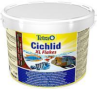 Корм для цихлид в хлопьях Tetra Cichlid XL Flakes