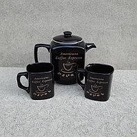 Керамический кофейный набор Americano coffee Espresso