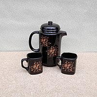 Керамический кофейный набор Coffee Arabica
