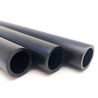Труба ПНД ПЭ-80 SDR-17,6 6300x35,7 мм ГОСТ 18599-2001