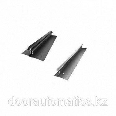 Комплект средней части калитки для панели с ЗЗП 530мм