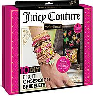 Набор браслеты с бусинами MAKE IT REAL JUICY COUTURE SWAROVSKI Fruit Obsessions