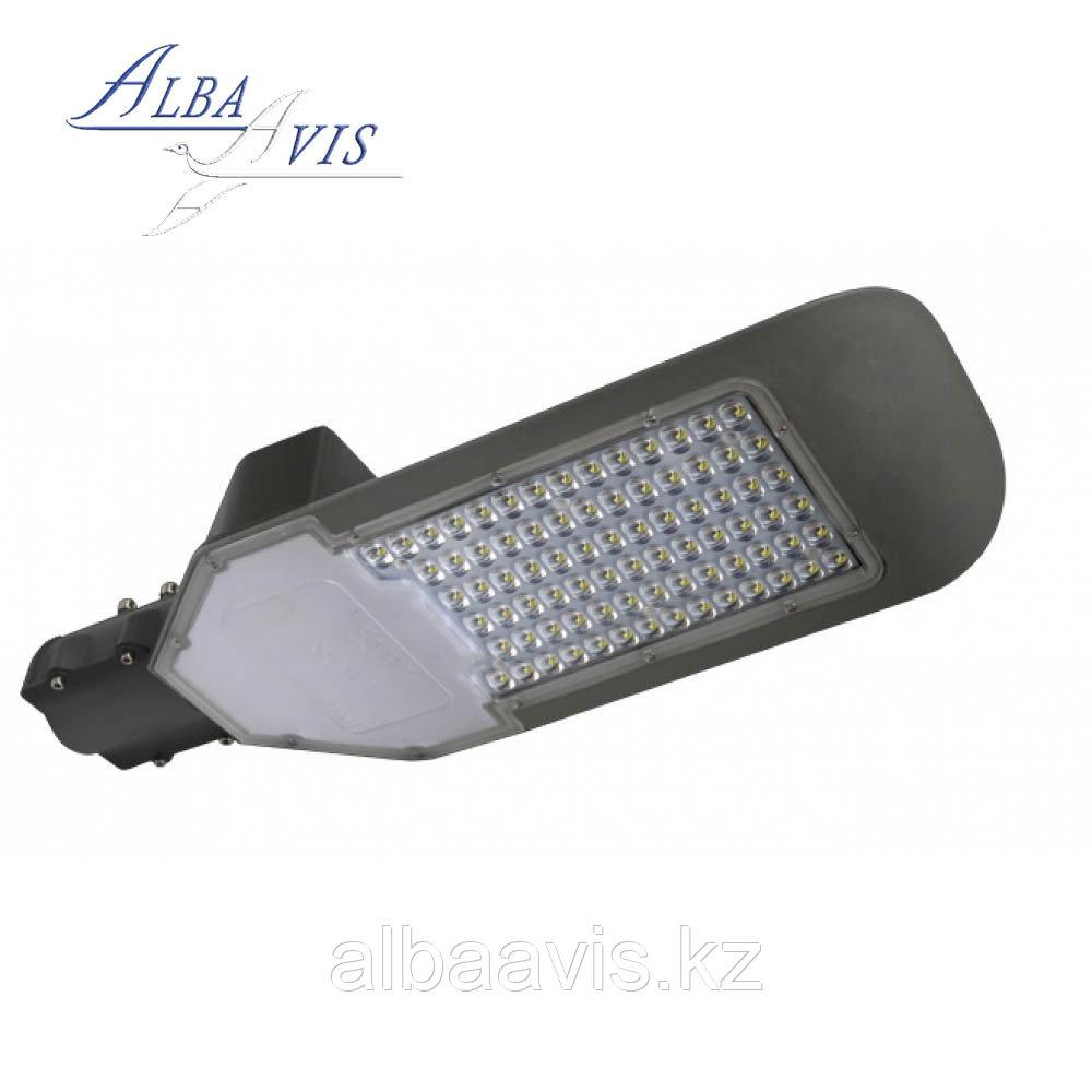 Светильник светодиодный консольный уличный 50 ватт, СКУ, светильник на опору.