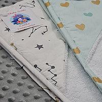 Махровое полотенце с уголком