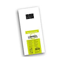 Пружина пластиковая Lamirel LA-78671, 10 мм. Цвет: черный, 100 шт