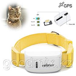 GPS Трекер (GPS Tracker) TK-Star TK-909 ошейник для животных