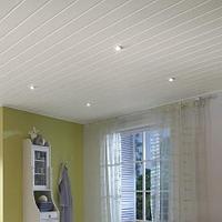 Реечный потолок Омега дизайна