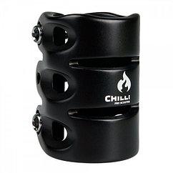Зажим Fun4U Chilli Clamp HIC - 3 - bolt- black C-1013-B