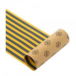 Гриптейп для скейтборда Footwork Grip Black-Yellow