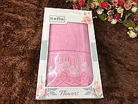 Полотенце банное в упаковке  Sofia/Moda, фото 5