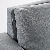 VATTVIKEN ВАТТВИКЕН Кресло-кровать, лерхага светло-серый, фото 6