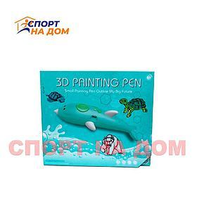 Ручка для рисования 3D PEN Морской мир