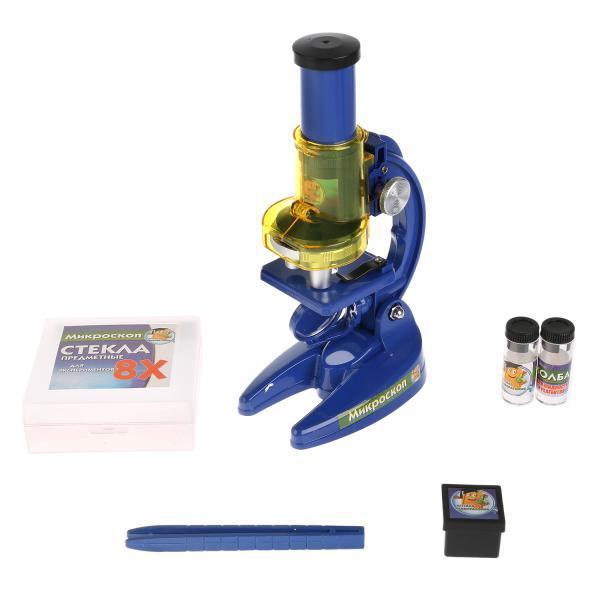 Набор для опытов «Детская лаборатория. Микроскоп»