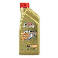 Моторное масло CASTROL EDGE 0W-30 A3/B4 1литр