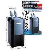 Внешний канистровый фильтр Aquanic AQ-1600