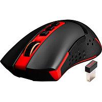 Мышь игровая беспроводная Redragon Blade черный