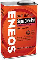 Моторное масло ENEOS Super Gasoline 5W-30 1литр