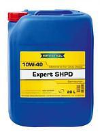 Моторное масло RAVENOL DIESEL SHPD 10W-40 20литров