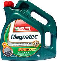 Моторное масло CASTROL MAGNATEC 10W-40 A3/B4 4литра