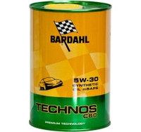 Моторное масло BARDAHL TEHNOS MSAPS C60 5w30 1литров