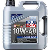 6948 Моторное масло Liqui Moly MOS2-LEICHTLAUF 10W40 4литра