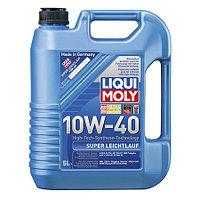 9505 Моторное масло Liqui Moly SUPER LEICHTLAUF 10W40 5литров