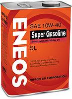 Моторное масло ENEOS Super Gasoline 10W-40 4литра