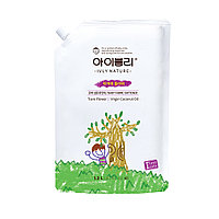 Ivly КОНДИЦИОНЕР для белья с экстрактами тиаре и кокосового масла Nature Baby Fabric Softener / 1200 мл.