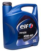 Моторное масло Elf Evolution 700 STI 10W-40 5литров